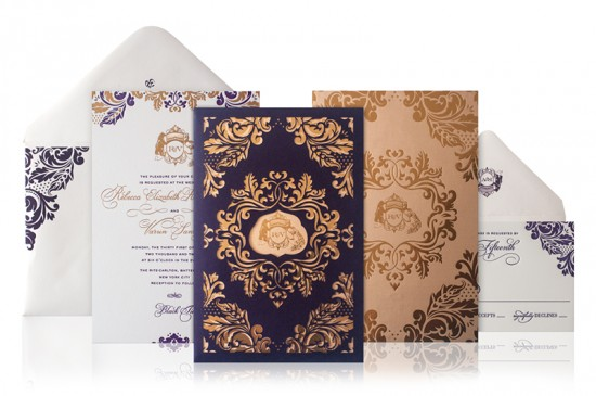 Lasercut-Gold-Foil-Letterpress-Wedding-Invitations-Atelier-Isabey-550x365