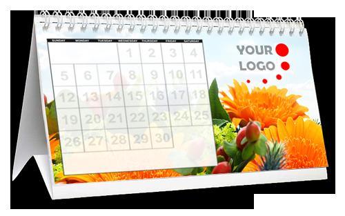 flower-calendar-design